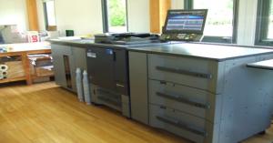 Konica Minolta 1060 printer