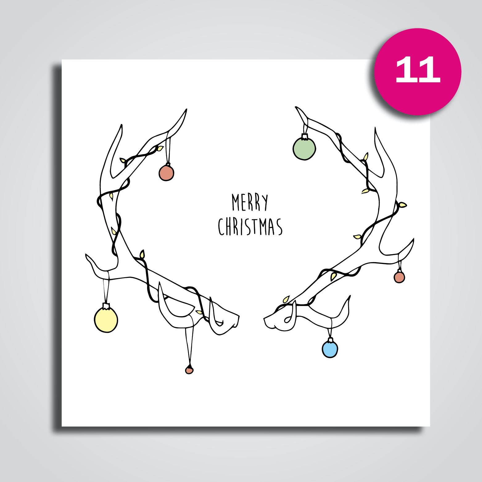 Christmas Card Designs - Telford Reprographics Ltd