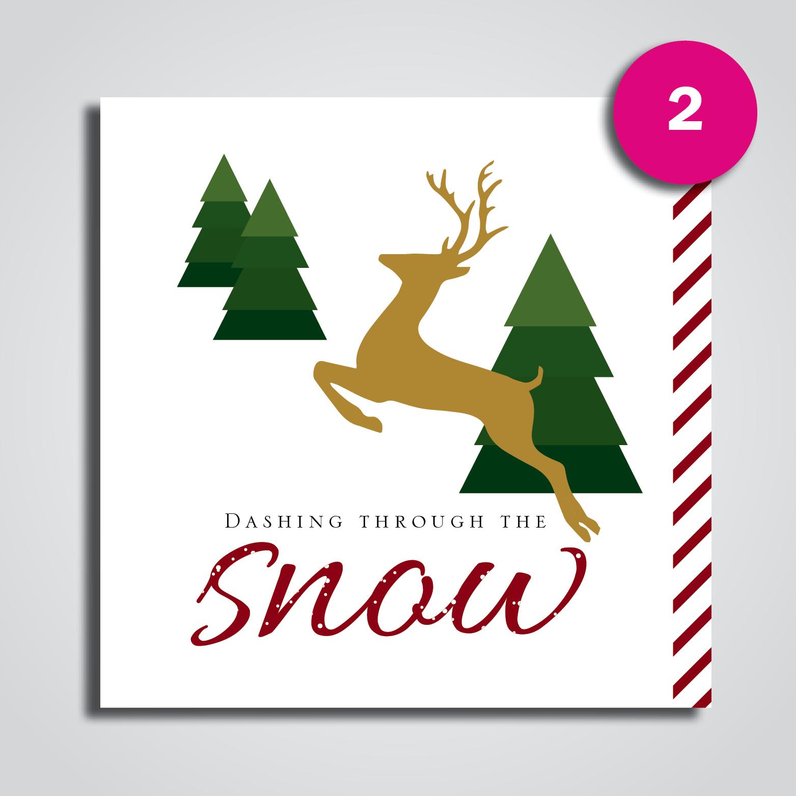 Christmas Card Designs Telford Reprographics Ltd