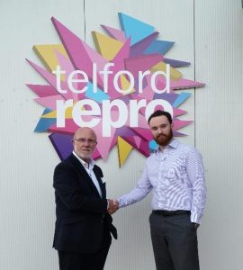 Telford Reprographics looking to the future with new Director