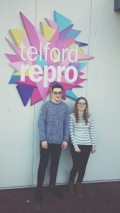 Apprenticeships at Telford Repro – Our Story