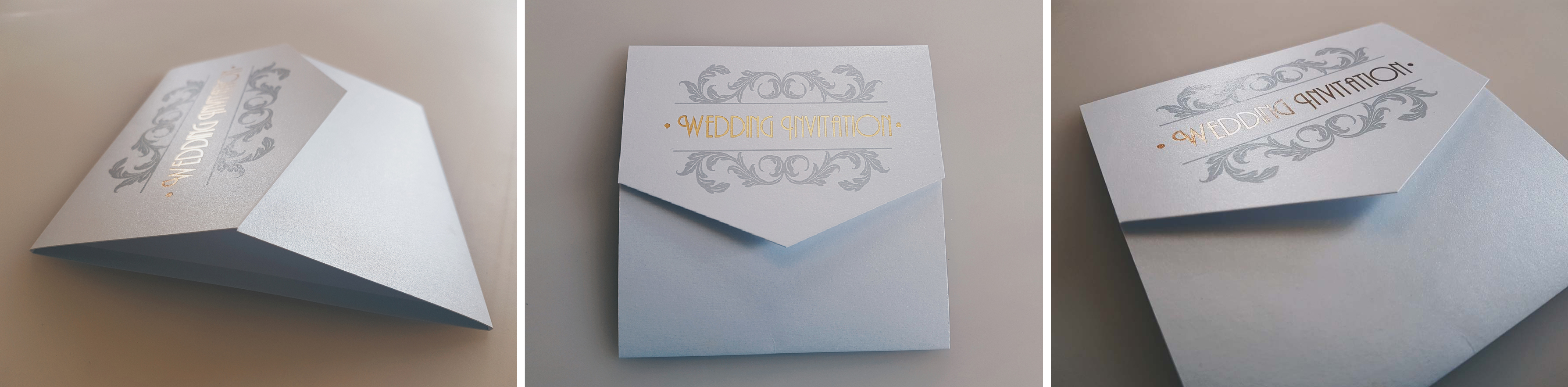 Sleeve Invitations